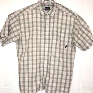 Patagonia Mens Button SS Shirt